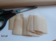 Bibułki matujące z papieru ...