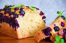 Razowe ciasto ucierane z bo...