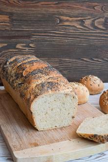 Prosty chleb domowy!