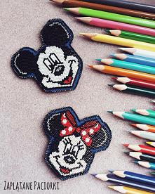 Mickey i Minnie witają dzisiaj Was