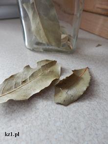 Przepis na napar z liści la...