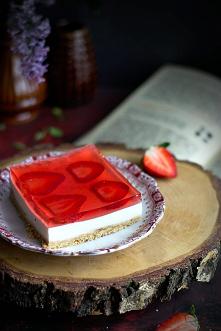 Ciasto z piankami marshmall...