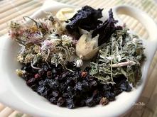 Herbaciane mieszanki z kwia...