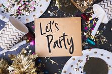 Czas najwyższy wrócić do rzeczywistości! Planujesz wyprawiać urodziny? Zrób to hucznie, a my Ci w tym pomożemy!