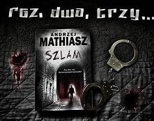 """Dzisiaj przychodzimy do Was z recenzją książki """"Szlam"""", która premi..."""