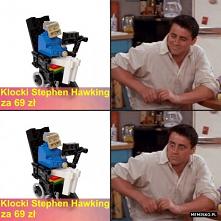 Klocki Stephen Hawking