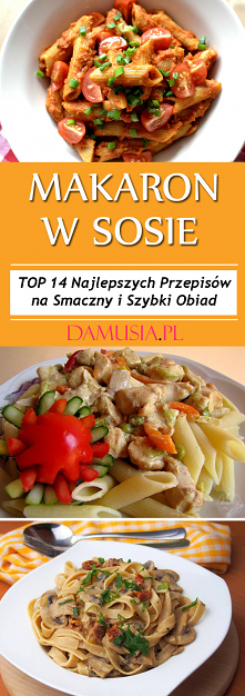 Makaron w Sosie – TOP 14 Na...