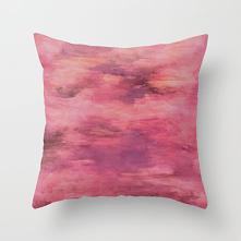 Poduszka z namalowanym wzor...