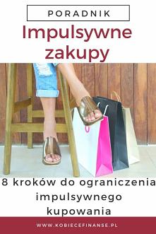 Impulsywne zakupy – poznaj ...