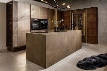 Elegancka i nowoczesna kuchnia