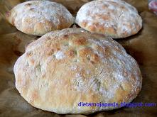 Serbski chleb, bez wyrabian...