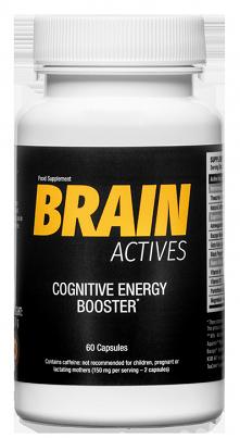 Brain Actives to wieloskład...