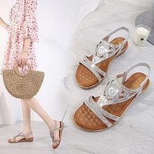 Moda Lato Srebrny Zużycie u...