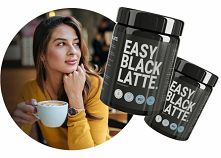 Easy Black Latte to pyszna ...
