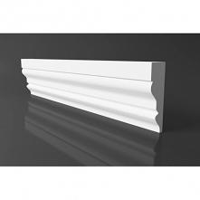 Styropianowa listwa elewacyjna DLE11 to doskonały produkt sztukateryjny stoso...
