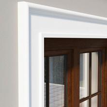 DLE15 to fasadowa listwa dekoracyjna. Listwa DLE15 posiada charakterystyczny ...