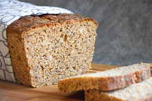 Chleb 7 ziaren na zakwasie....