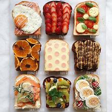 Gdy kanapka jest sztuką.