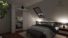 "sypialnia ""zielono Mi&..."