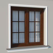 Listwy elewacyjne styropianowe DLE17 mają szerokie zastosowanie. Listwy elewacyjne zewnętrzne jak DLE17 można wykorzystać, chociażby jako motywy zdobnicze okien, drzwi lub bram ...
