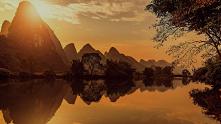 Yangshuo, prowincja Kuangsi...