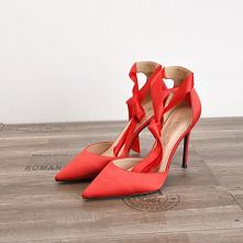 Piękne Czerwone Przypadkowy...