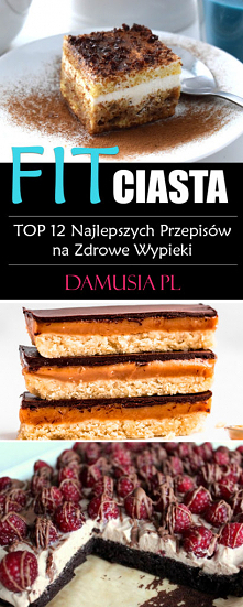 FIT Ciasta w Zdrowym Wydani...