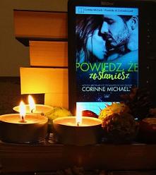 Pierwszy raz sięgnęłam po książki Corinne Michaels i nie zawiodłam się. Każda z tych książek opowiada o tym, że nie ważne jak byłoby źle, nawet z najgorszej sytuacji jest wyjści...
