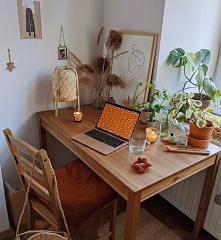 biurko ze stołu