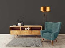 Nowoczesne oświetlenie BALI MIRROR sprosta wymaganiom największych koneserów niepowtarzalnych produktów. Lampa składa się z owalnego, lustrzanego abażura oraz drewnianego stelaż...