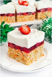Ciasto marchewkowe z truska...