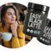 Easy Black Latte to pyszna kawa rozpuszczalna z węglem aktywnym. Wypij ją zamiast filiżanki swojej dotychczasowej kawy, a zobaczysz efekty, o których zwykła kawa może tylko pomarzyć! :)  Już po pierwszym łyku, węgiel aktywny zacznie pracować w Twoim organizmie, zabierając tłuszcz z Twoich tkanek. Dzięki temu zaczniesz chudnąć. Węgiel aktywny zajmie się także bakteriami, zanieczyszczeniami, toksynami i innymi paskudztwami, które blokują Twój organizm przed pokazaniem pełni możliwości!