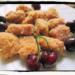 Kluseczki leniwe z burakiem - Quark And Beetroot Dumplings - Gnocchi di formaggio spalmabile e barbabietola rossa
