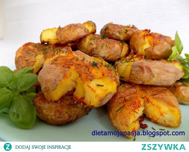 Pyszne ziemniaki z piekarnika