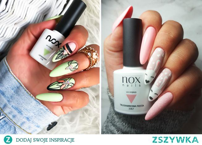 Jakie paznokcie są najmodniejsze tej wiosny? Sprawdźcie nasze inspiracje, wzory i kolory!