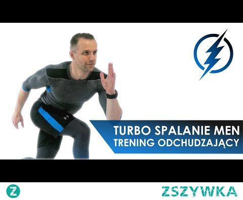 Turbo Spalanie MEN - Trening Odchudzający Dla Mężczyzn