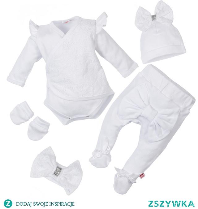 Jakie ubranka dziecięce na powrót ze szpitala, a jakie na prezent?
