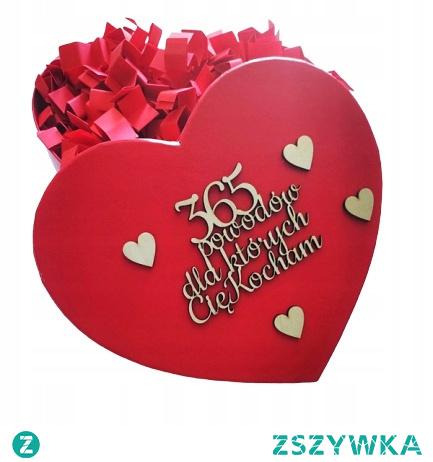 365 POWODÓW DLA KTÓRYCH CIĘ KOCHAM SERCE PREZENT! do zakupienia po kliknięciu w zdjęcie