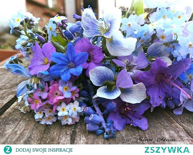 Have a nice day! _____________  #flowers #flower #flowerpower #flowerstagram #blogger #plantblogger #hortiadvisor #inspiration #spring #springvibes #plants #plantsofinstagram #instablogger #plantmom #violet #village #rusticdecor #rustic #picoftheday #fioletowekwiaty #niebieskiekwiaty #kwiaty #wiosna #gardening #gardenlife #gardener #summervibes #polishgirl #polskawieś #floral