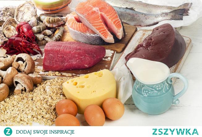 Witamina B12 - suplementacja, rola w organizmie oraz skutki niedoboru.