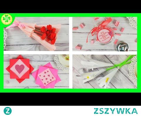 5 pomysłów DIY na Dzień Mamy | Handmade Tutorial