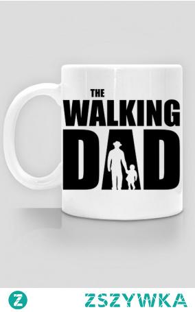 The Walking Dad kubek Dzień ojca prezent dla taty