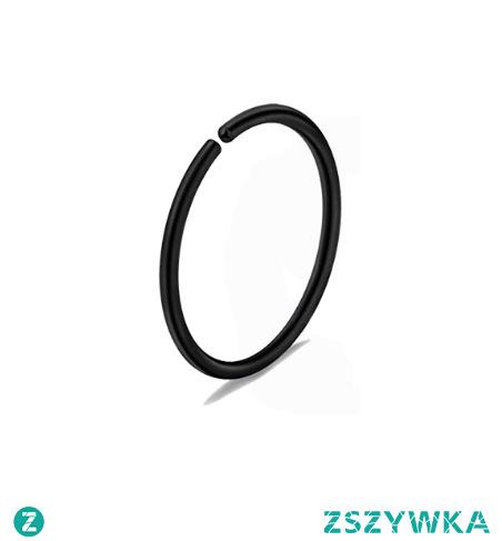 Kolczyk do wargi nosa ucha -> Kliknij w zdjęcie, by przejść do sklepu -> Iron-Lady.pl