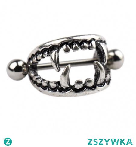 Kolczyk do sutka -> Kliknij w zdjęcie, by przejść do sklepu -> Iron-Lady.pl