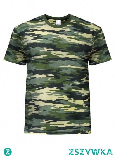 Moro koszulka męska to produkt z oferty sklepu Daniken, który doskonale sprawdzi się w letnich stylizacjach dla Panów lubiących militarny styl!