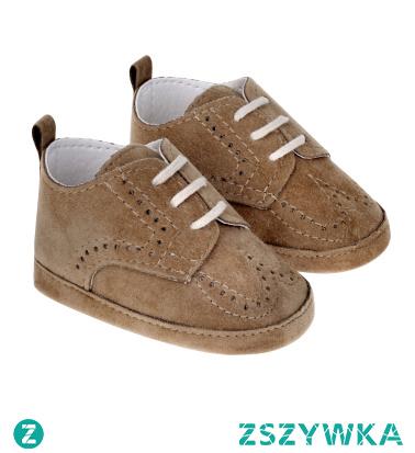 Stylowy Chrzest oferuje buty do chrztu dla chłopca, które z powodzeniem wykorzystasz również w dniach codziennych.