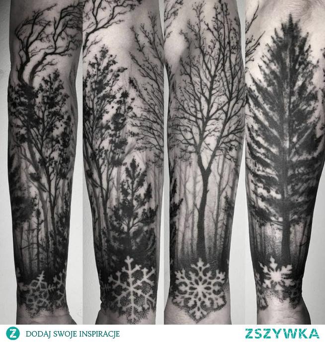 forrest tattoo