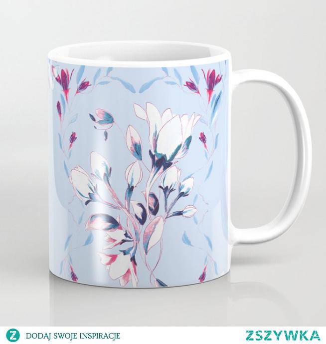 Kubek ze wzorem - Kwiat - wiosna 1A   Flower - spring 1 A Coffee Mug