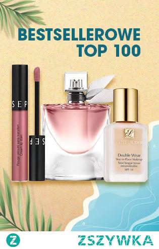 KOSMETYKI sephora promocja top 100