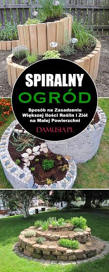 Spiralny Ogród – Sposób na ...